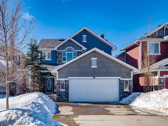 943 Bayside Drive SW, Airdrie, AB T4B 3E3 (#C4171134) :: Canmore & Banff