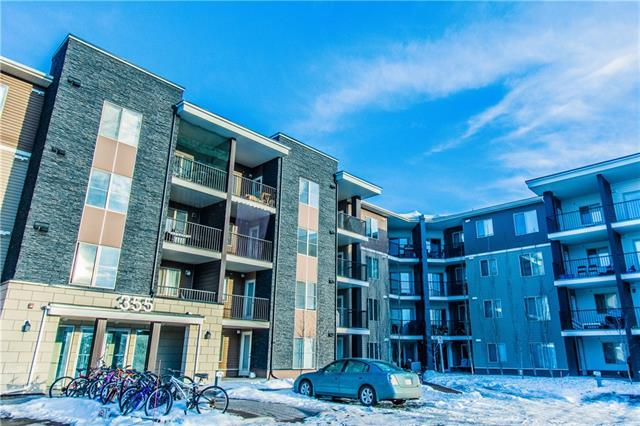 355 Taralake Way NE #303, Calgary, AB T3J 0M1 (#C4171154) :: Express Capital