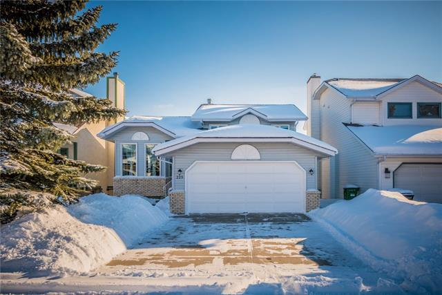 225 Scurfield Place NW, Calgary, AB T3L 1T3 (#C4171164) :: Canmore & Banff