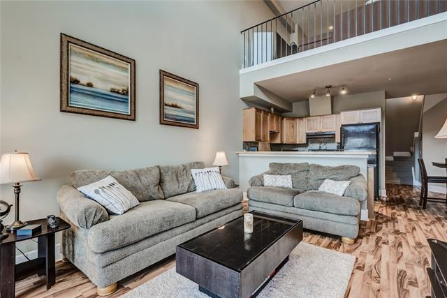 15204 Bannister Road SE #306, Calgary, AB T2X 3T4 (#C4171177) :: Canmore & Banff