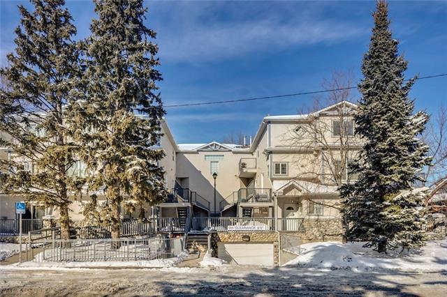 622 56 Avenue SW #106, Calgary, AB T2V 0G8 (#C4171192) :: Canmore & Banff