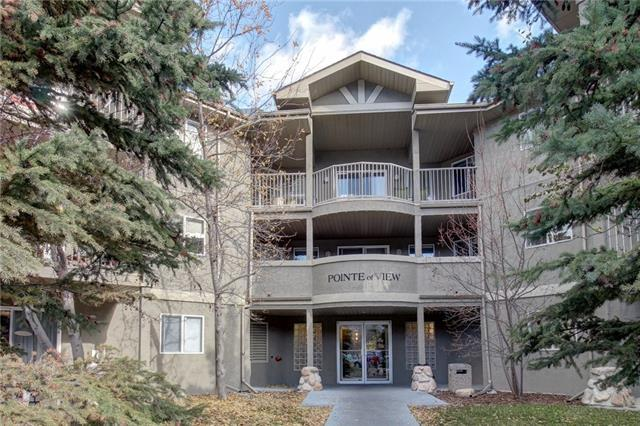 115 Elk Run Boulevard #115, Canmore, AB T1W 1G8 (#C4171239) :: Redline Real Estate Group Inc