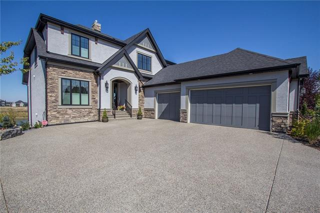 30 Waters Edge Drive, Heritage Pointe, AB T1S 4K3 (#C4171249) :: The Cliff Stevenson Group