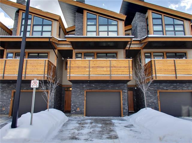 406 Riva Place, Canmore, AB T1W 3L4 (#C4171291) :: Canmore & Banff