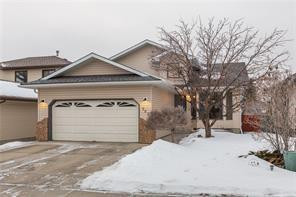 588 Meadowbrook Bay SE, Airdrie, AB T4A 2A9 (#C4171301) :: Canmore & Banff