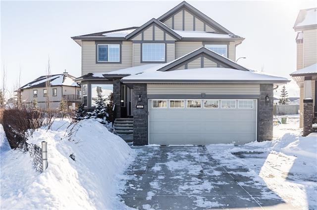 2642 Coopers Circle SW, Airdrie, AB T4B 3B8 (#C4171316) :: Canmore & Banff