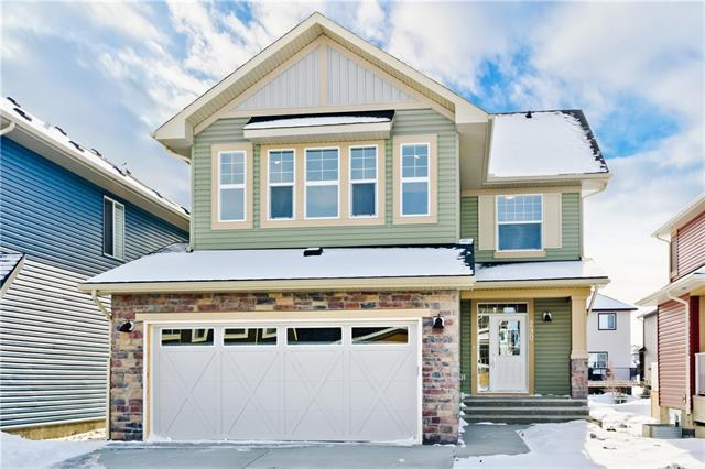 290 Baywater Way SW, Airdrie, AB T4B 3V6 (#C4171327) :: Canmore & Banff