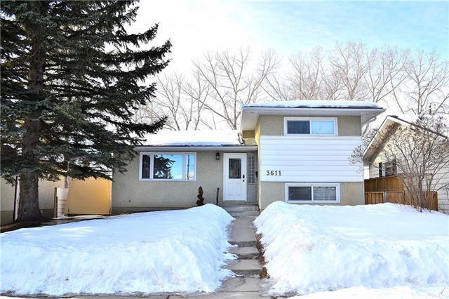 3611 19 Street NW, Calgary, AB T2L 2B3 (#C4171342) :: Redline Real Estate Group Inc