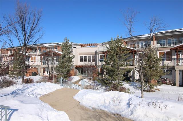 11642 Valley Ridge Park NW #202, Calgary, AB T3B 5Z5 (#C4171362) :: Canmore & Banff