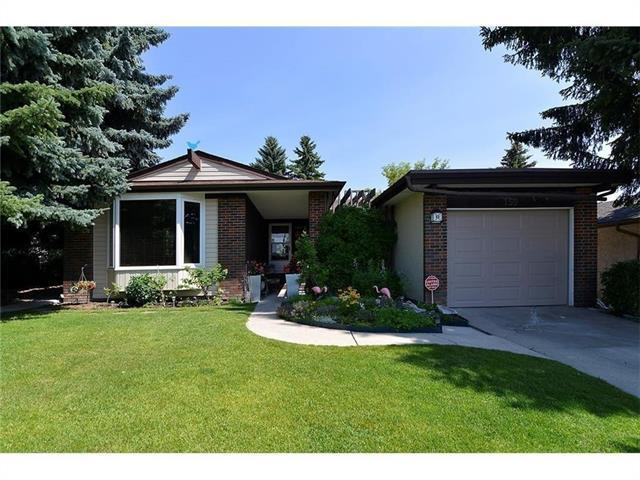 159 Silver Springs Drive NW, Calgary, AB T3B 3G6 (#C4171385) :: Canmore & Banff