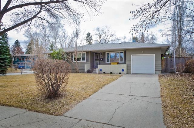 703 Crescent Boulevard SW, Calgary, AB T2S 1S3 (#C4171410) :: Redline Real Estate Group Inc