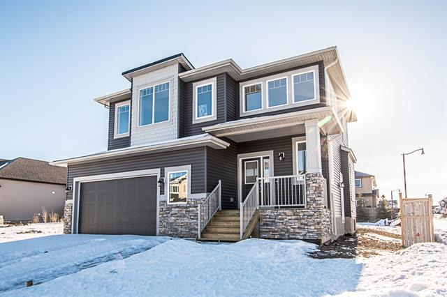 121 Hamptons Common NE, High River, AB T1V 0B1 (#C4171421) :: Canmore & Banff