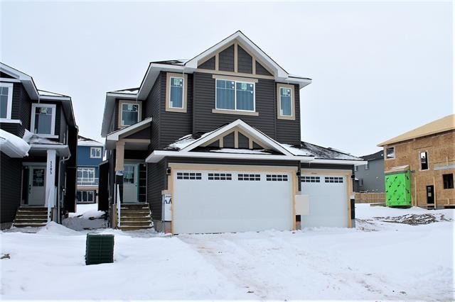 1209 Iron Landing Way, Crossfield, AB T3J 5H1 (#C4171447) :: Express Capital