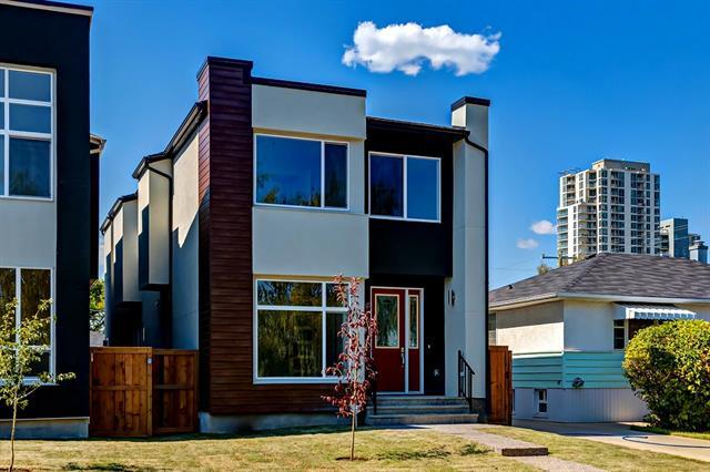 1409 31 Street SW, Calgary, AB T3C 1S6 (#C4171493) :: Canmore & Banff