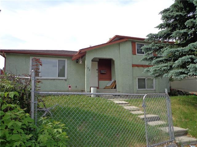 143 Fonda Way SE, Calgary, AB T2A 4V7 (#C4171558) :: Canmore & Banff