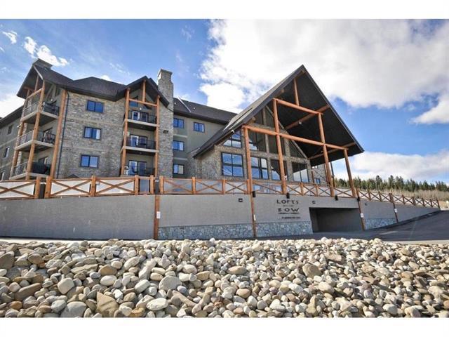 77 George Fox Trail #417, Cochrane, AB T4C 0N1 (#C4171569) :: Your Calgary Real Estate