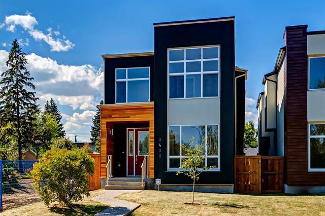 1411 31 Street SW, Calgary, AB T3C 1S6 (#C4171614) :: Canmore & Banff