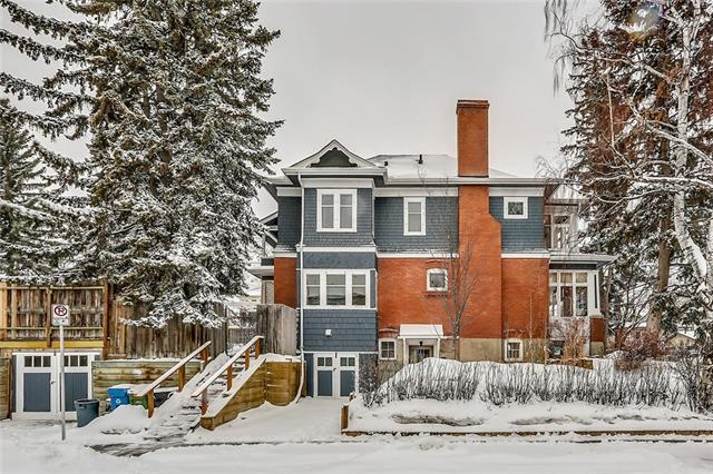 1501 25 Avenue SW, Calgary, AB T2T 0Z7 (#C4171665) :: Canmore & Banff