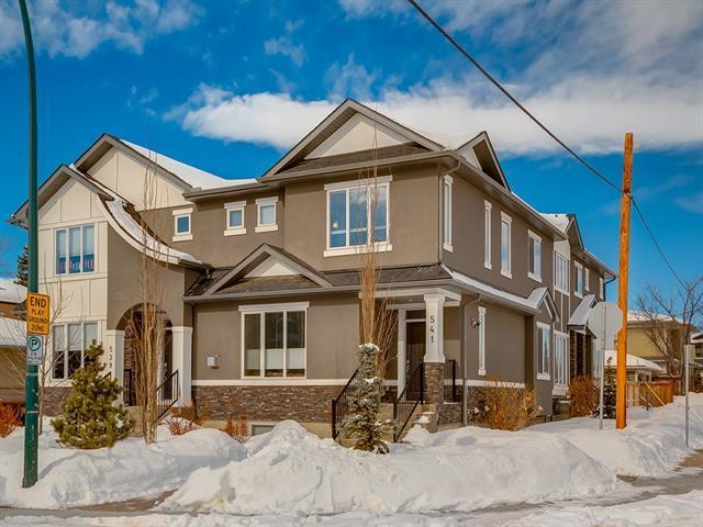541 34 Street NW, Calgary, AB T2N 2X8 (#C4171738) :: Canmore & Banff
