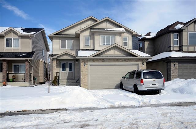 64 Baywater Court SW, Airdrie, AB T4B 0A9 (#C4171749) :: Canmore & Banff