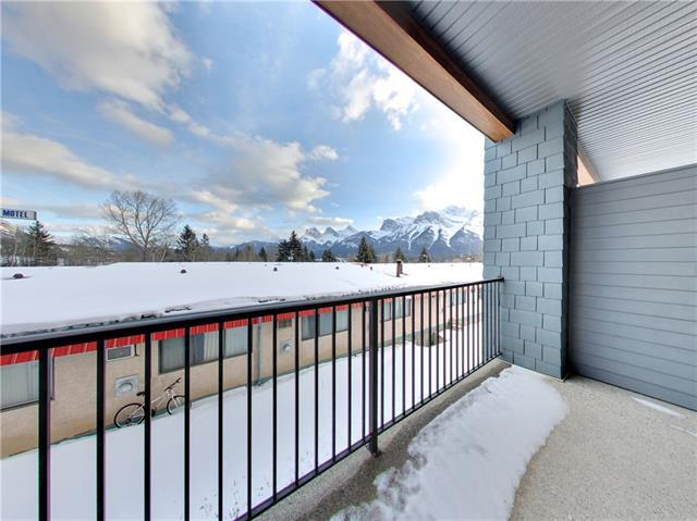 1818 Mountain Avenue #104, Canmore, AB T1W 3M3 (#C4171771) :: Canmore & Banff