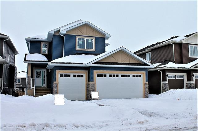 680 Harrison Court, Crossfield, AB T0M 0N0 (#C4171790) :: Express Capital