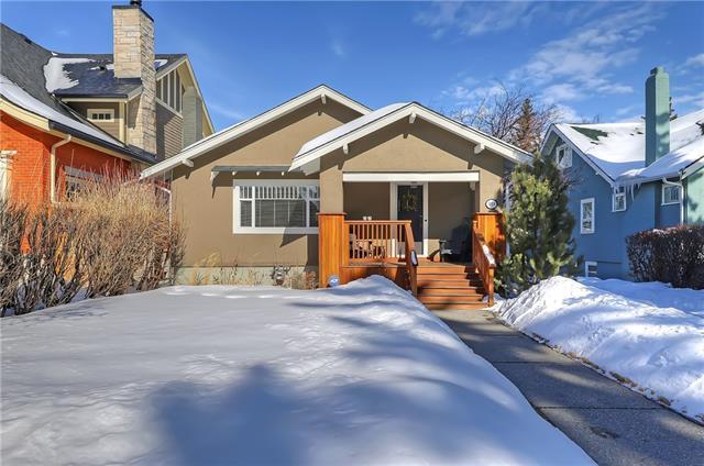 324 Superior Avenue SW, Calgary, AB T3C 2J2 (#C4171826) :: Canmore & Banff