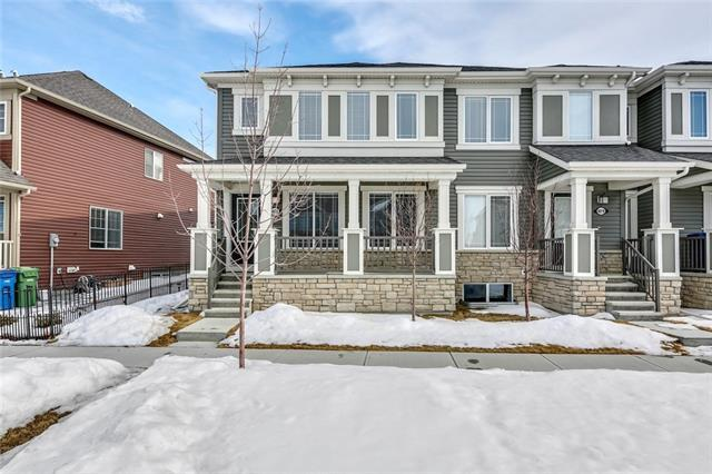 4015 Windsong Boulevard SW, Airdrie, AB T4B 3Z5 (#C4171835) :: Canmore & Banff