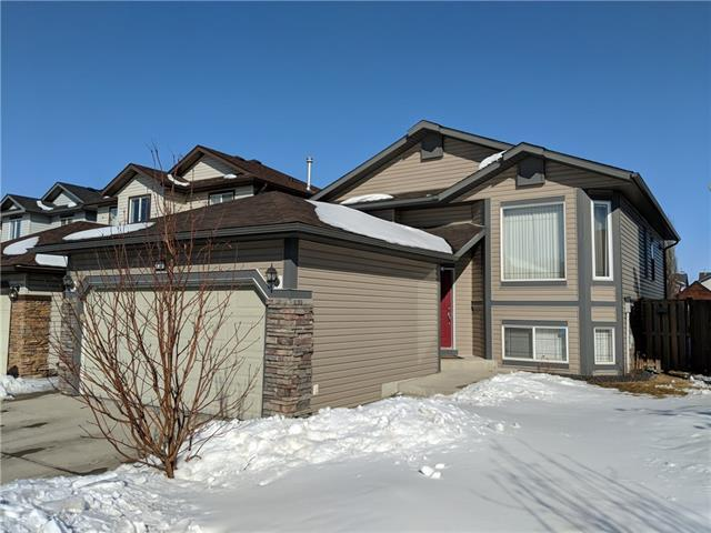 228 Stonegate Close NW, Airdrie, AB T4B 2V3 (#C4171922) :: Redline Real Estate Group Inc