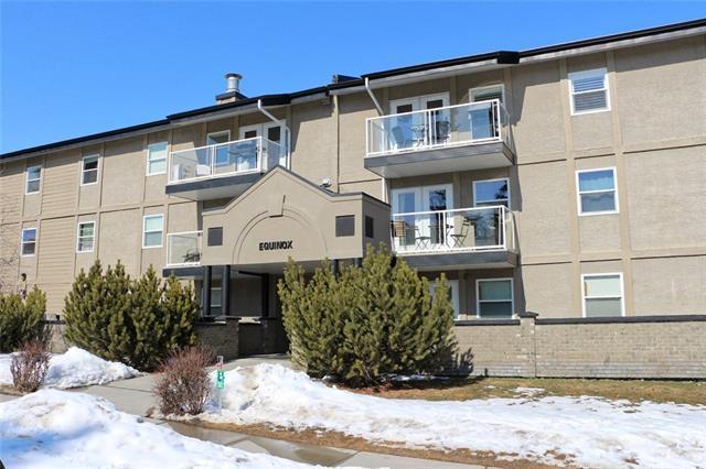 2010 35 Avenue SW #309, Calgary, AB T2T 2E1 (#C4171933) :: Canmore & Banff