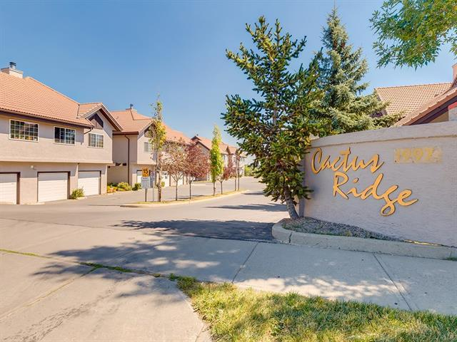 1997 Sirocco Drive SW #807, Calgary, AB T3H 3E6 (#C4171934) :: Canmore & Banff