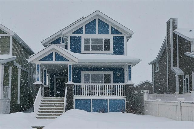 72 River Heights Boulevard, Cochrane, AB T4C 0J6 (#C4172045) :: Canmore & Banff