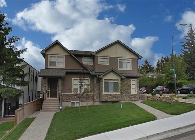923 35 Street NW, Calgary, AB T2N 2Z8 (#C4172049) :: Canmore & Banff