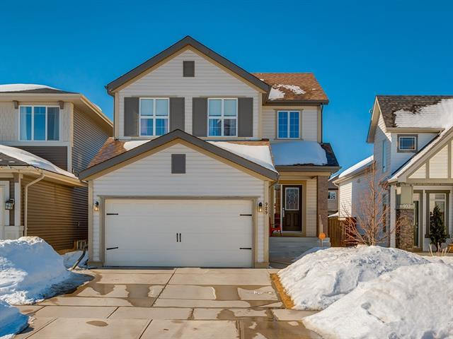 929 Reunion Gateway NW, Airdrie, AB T4B 0G9 (#C4172078) :: Canmore & Banff