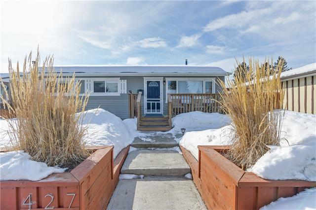 427 88 Avenue SE, Calgary, AB T2H 1T9 (#C4172161) :: Canmore & Banff