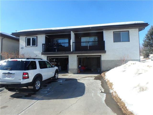 11201 & 11203 11 Street SW, Calgary, AB T2W 0H4 (#C4172164) :: Canmore & Banff