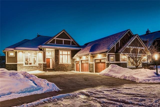 44 Lott Creek Landing, Rural Rocky View County, AB T3Z 3V4 (#C4172169) :: Canmore & Banff