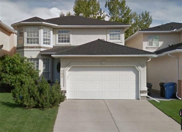 101 Hampstead Close NW, Calgary, AB T3A 5J1 (#C4172176) :: Canmore & Banff