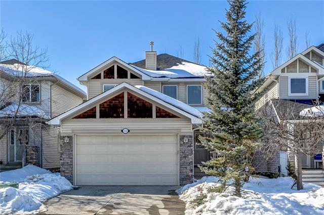 324 Cresthaven Place SW, Calgary, AB T3B 5W5 (#C4172179) :: Canmore & Banff