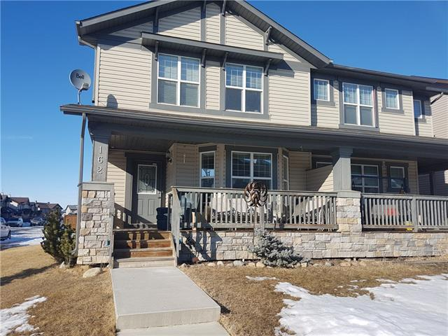 162 Luxstone Way SW, Airdrie, AB T4B 0H6 (#C4172209) :: Express Capital