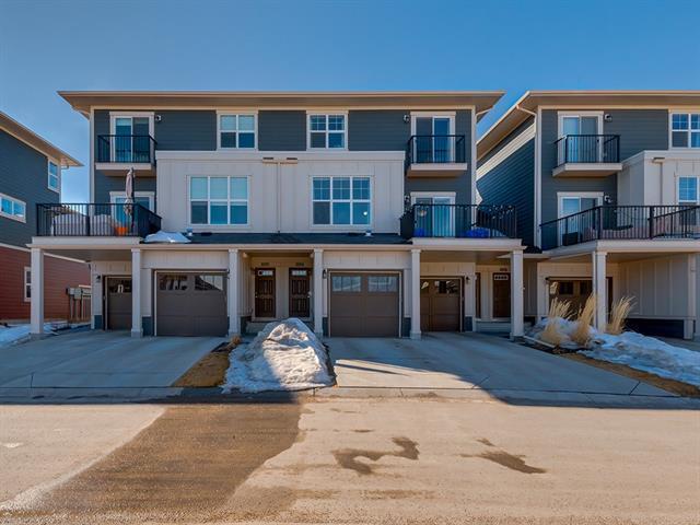 428 Nolan Hills Drive NW #1004, Calgary, AB T3R 0V4 (#C4172223) :: Canmore & Banff