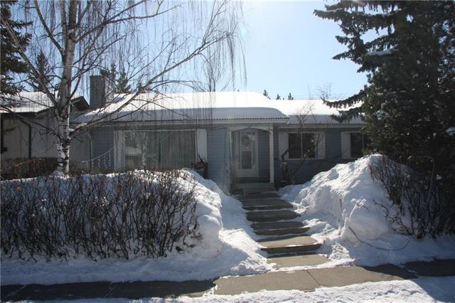 316 Cedarbrae Crescent SW, Calgary, AB T2W 1Y4 (#C4172288) :: Canmore & Banff