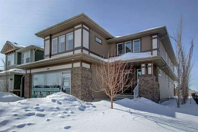 514 Silverado Boulevard SW, Calgary, AB T2X 2E2 (#C4172308) :: Canmore & Banff