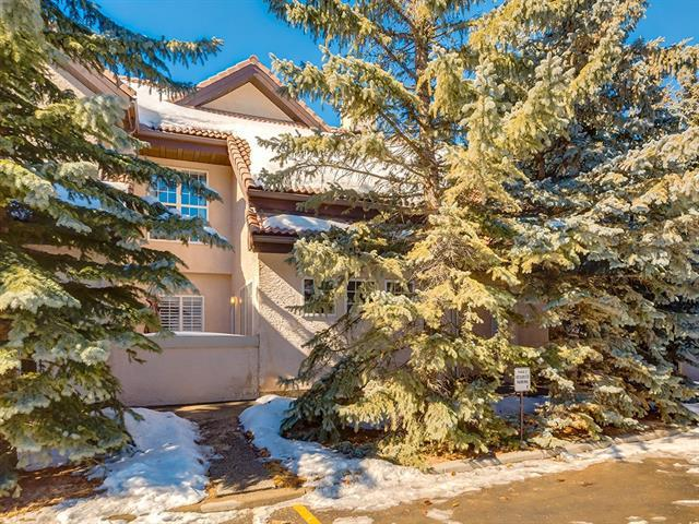 1997 Sirocco Drive SW #701, Calgary, AB T3H 3E6 (#C4172319) :: Canmore & Banff
