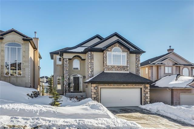 148 Sienna Park Drive SW, Calgary, AB T3H 5H5 (#C4172348) :: Canmore & Banff