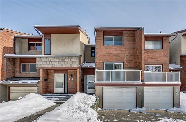 1305 Glenmore Trail SW #203, Calgary, AB T2V 4Y8 (#C4172357) :: Redline Real Estate Group Inc