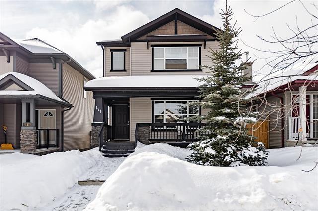 171 Silverado Way SW, Calgary, AB T2X 0E8 (#C4172386) :: Canmore & Banff