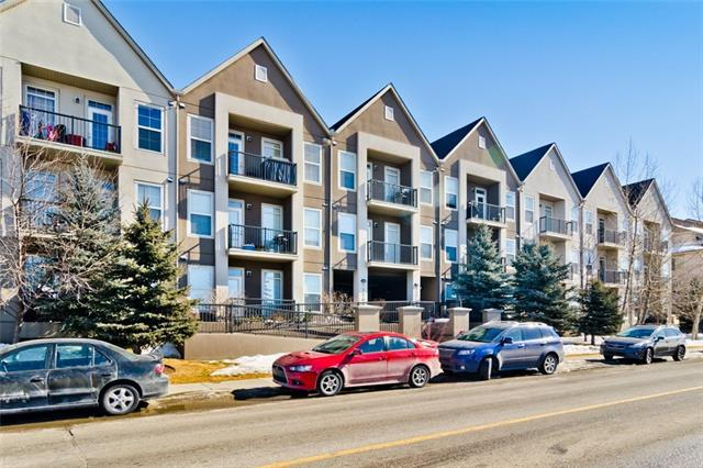 15304 Bannister Road SE #317, Calgary, AB T2X 0M8 (#C4172444) :: Canmore & Banff