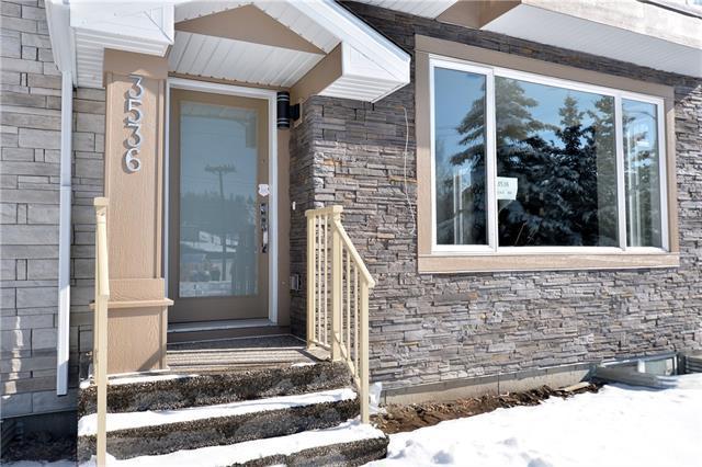 3536 3 Avenue NW, Calgary, AB T2N 0N7 (#C4172446) :: Canmore & Banff