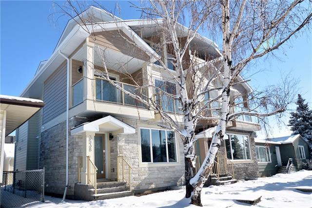 3538 3 Avenue NW, Calgary, AB T2N 0N7 (#C4172453) :: Canmore & Banff